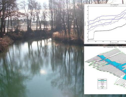 Cálculo hidrológicos e hidráulicos. Estudios de inundabilidad