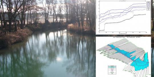 Estudios de inundabilidad