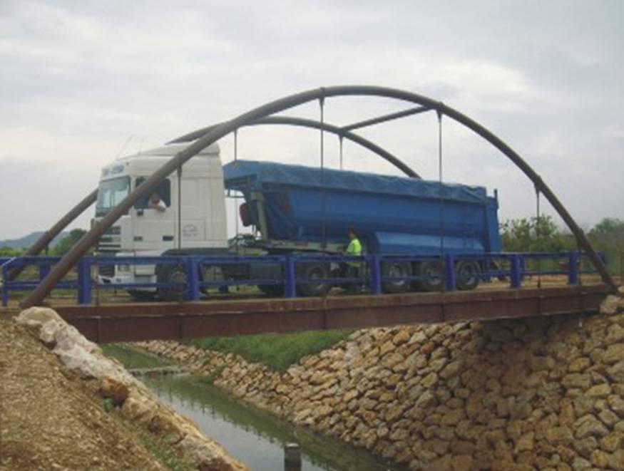 Prueba de carga de una edificación