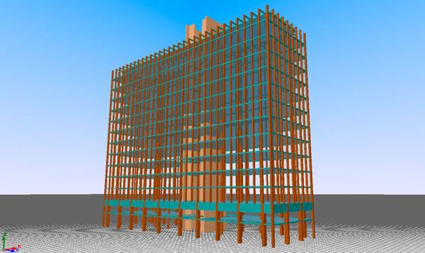 Cálculo de Estructuras de Edificación en Valencia