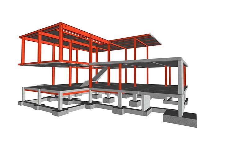 Cálculo de estructuras de edificación
