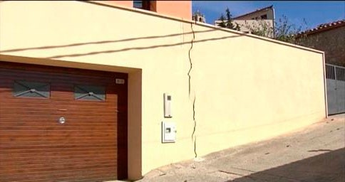 Estudio de patologias en estructuras en Valencia