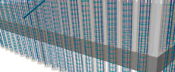 Cálculo muros pantalla Valencia