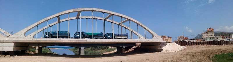 Prueba de Carga de Puentes en Valencia