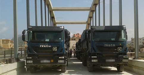 Prueba de carga puentes Valencia