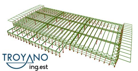 Cálculo de estructuras metálicas en Valencia