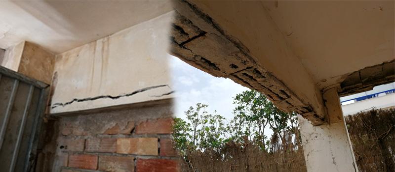 Refuerzos estructurales en Valencia