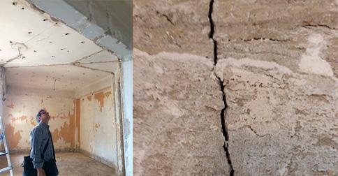 Refuerzos estructurales Valencia