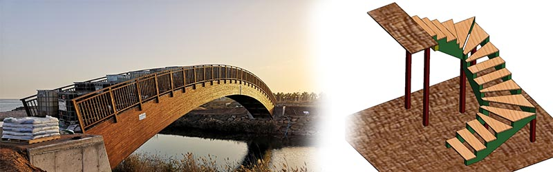 Cálculo de estructuras de madera Valencia