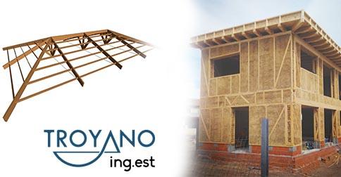 Cálculo de estructuras de madera en Valencia